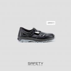 Sandale de protectie cu bombeu metalic  NEW TORRE S1 SRC, art.A343
