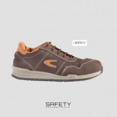 Pantof de protectie cu bombeu aluminiu si lamela, art.19A3 S3 (YASHIN)