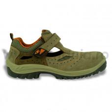 Sandale de protectie cu bombeu din compozit si lamela antiperforatie non-metalica PANAMA  SRC, art.2A26 (PANAMA)